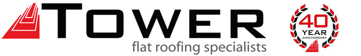 Tower Asphalt Ltd Logo - 40 yr